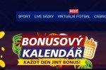 Sportingbet bonusovy kalendar novy