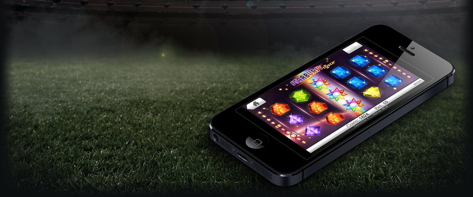 Tipsport Casino – jak hrát automaty přes mobilní aplikaci