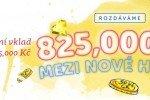 Bohemia casino soutěž o 825 tisíc Kč