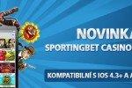Sportingbet nové casino v mobilu