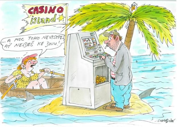 Bohemia casino vtip Casino Island
