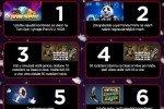Royal Panda prosincový kalendář