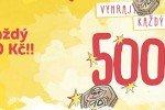 Bohemia casino Každý týden 5000 Kč
