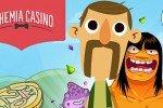 Bohemia casino 8 nových automatů