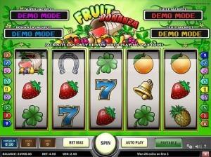 Fruit Bonanza hraci automat