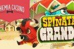 Souěž na automatu Spinate Grande