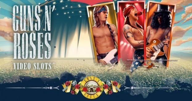 Bohemia casino Guns N Roses automat