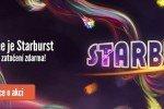 LeoVegas Starburst Hra týdne