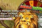 Royal Panda milionová výhra na Mega Moolah