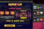 Automat Super Flip - Unibet