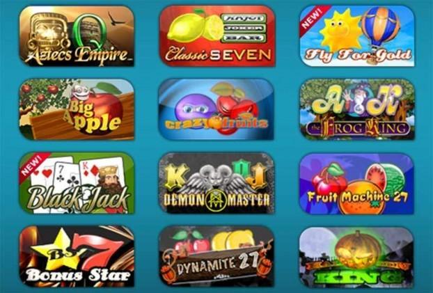 Kajot Casino Top Hry