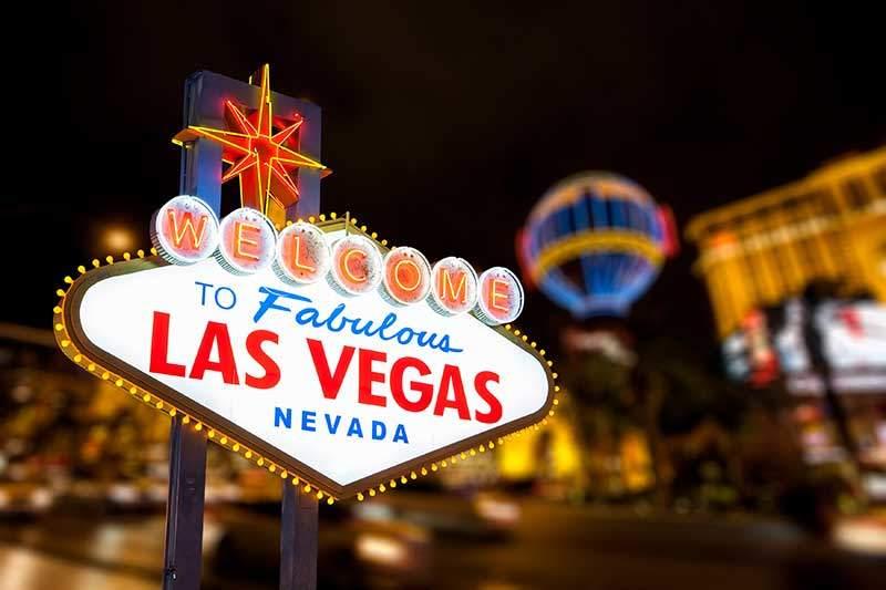 Víte, jaká jsou tři nejznámější kasina v Las Vegas?