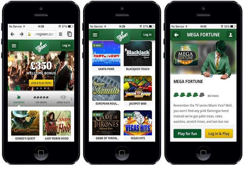 Google Play povolí umístění casino aplikací za reálné peníze