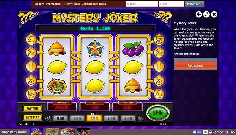 Mystery Joker Leovegas Casino