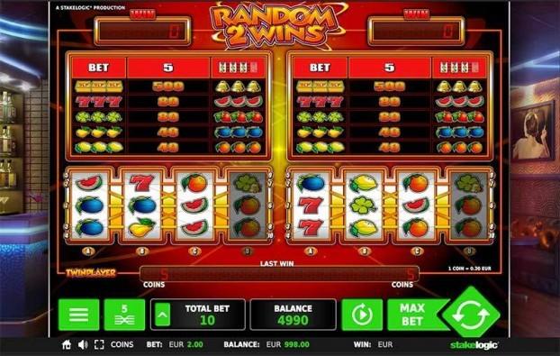 Random 2 Win Automat