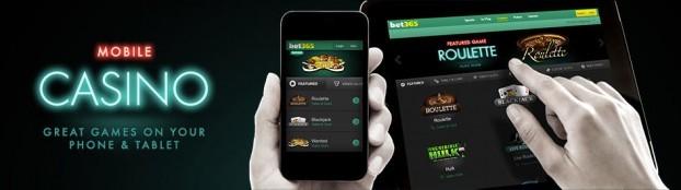 bet365 casino - nová mobilní casino aplikace