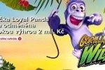 Royal Panda Casino - výhra 2 mil z věrnostního programu