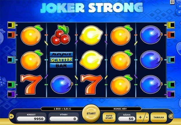 Joker Strong Automat