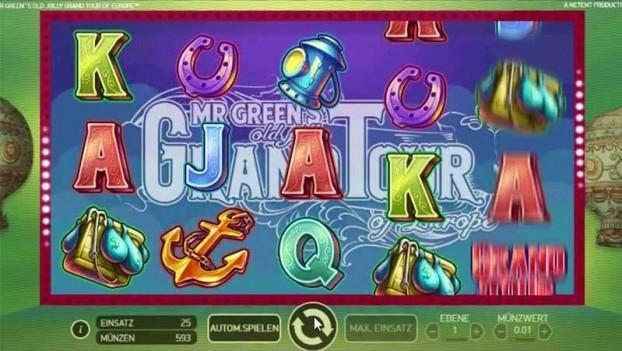 Automat Grand Tour