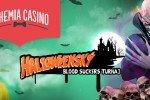 Bohemia Casino Halloweenský turnaj