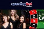 Sportingbet Casino Live casino