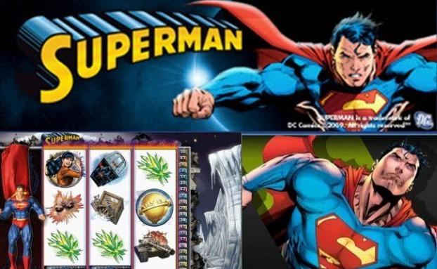 Online Automat Superman