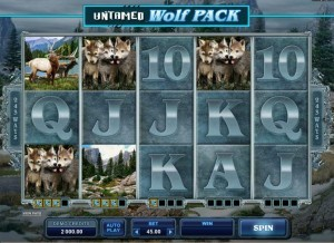 Untamed Wolf Automat