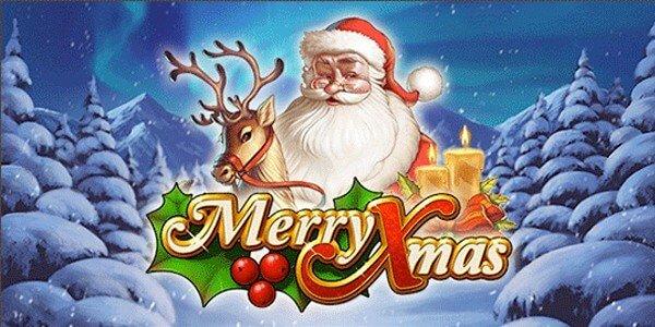 Merry Xmas Vánoční online automat