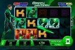 Online automat Green Lantern
