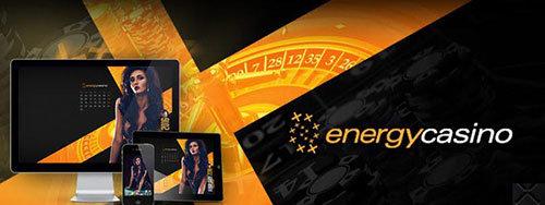 Energy Casino na mobilu