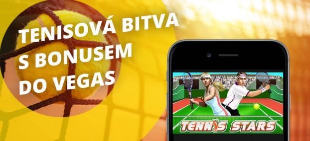Fortuna Casino 50 zatočení zdarma na Tennis Stars