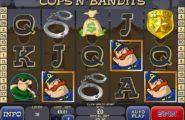 Cops n' Bandits online automat - Recenze automatu
