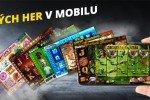 Fortuna Casino 7 nových mobilních her