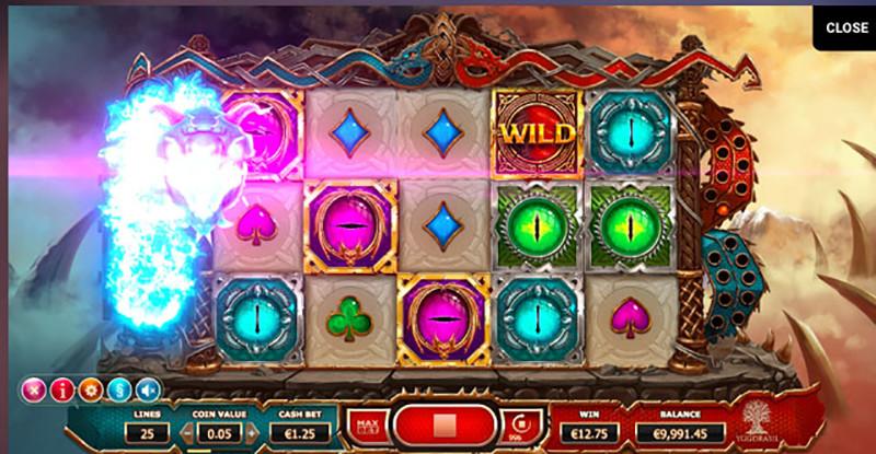 Výherní automat Double Dragons
