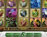 Výherní automat Excalibur