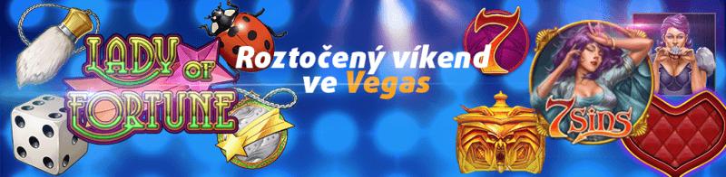 Tipsport Casino nabízí zcela zdarma 40 volných zatočení