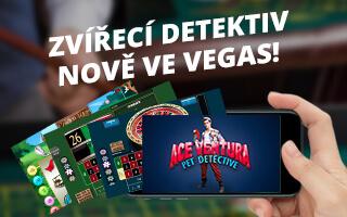 Fortuna Casino představuje nový automat Ace Ventura