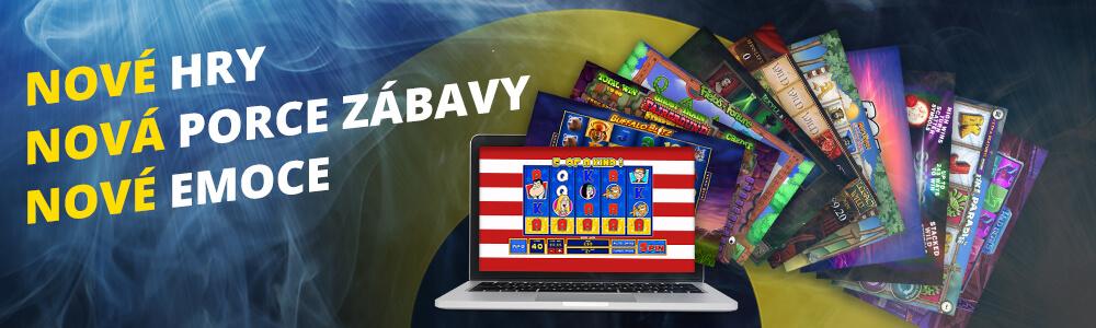 Fortuna Casino spustilo 6 nových online automatů