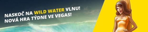 Fortuna Casino - Wild Water soutěž o 8x 10 000 Kč