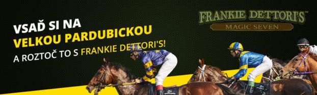 Fortuna Casino - 10 zatočení zdarma na Frankie Dettoris