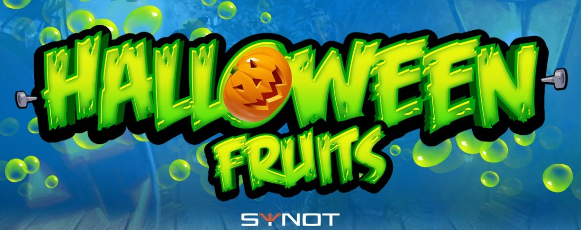 Synot automaty – video automat Halloween Fruits