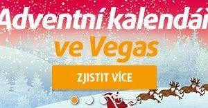 Adventní kalendář v Tipsport Vegas